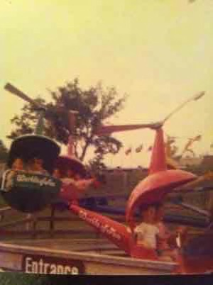 42ae0f98ff8b89 Kopter was one of Worlds of Fun s first children s rides