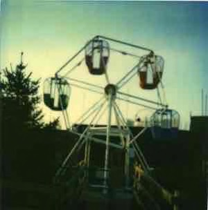 5afbd0b35b9bde A small children s ferris wheel originally located as part of Humpty s  Haven children s area in Scandinavia. It was moved in the mid-80 s to  Americana and ...
